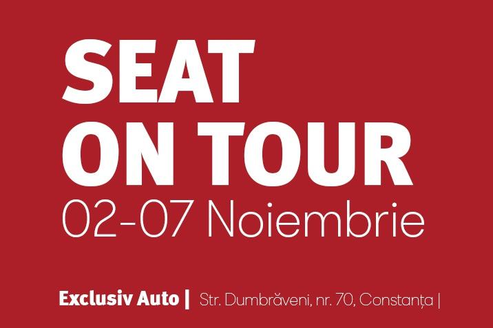 SEAT ON TOUR